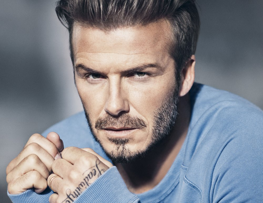 David Beckham shows his new H&M Bodywear range alongside menswear essentials