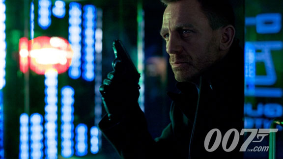 First official image from <i>Skyfall</i>, 23rd James Bond film, released