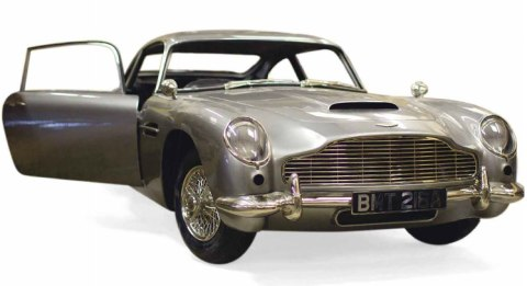 Christie's <i>50 Years of James Bond</i> auction sees prized memorabilia sell for charity