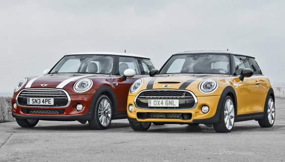 BMW unveils sportier fourth-generation Mini