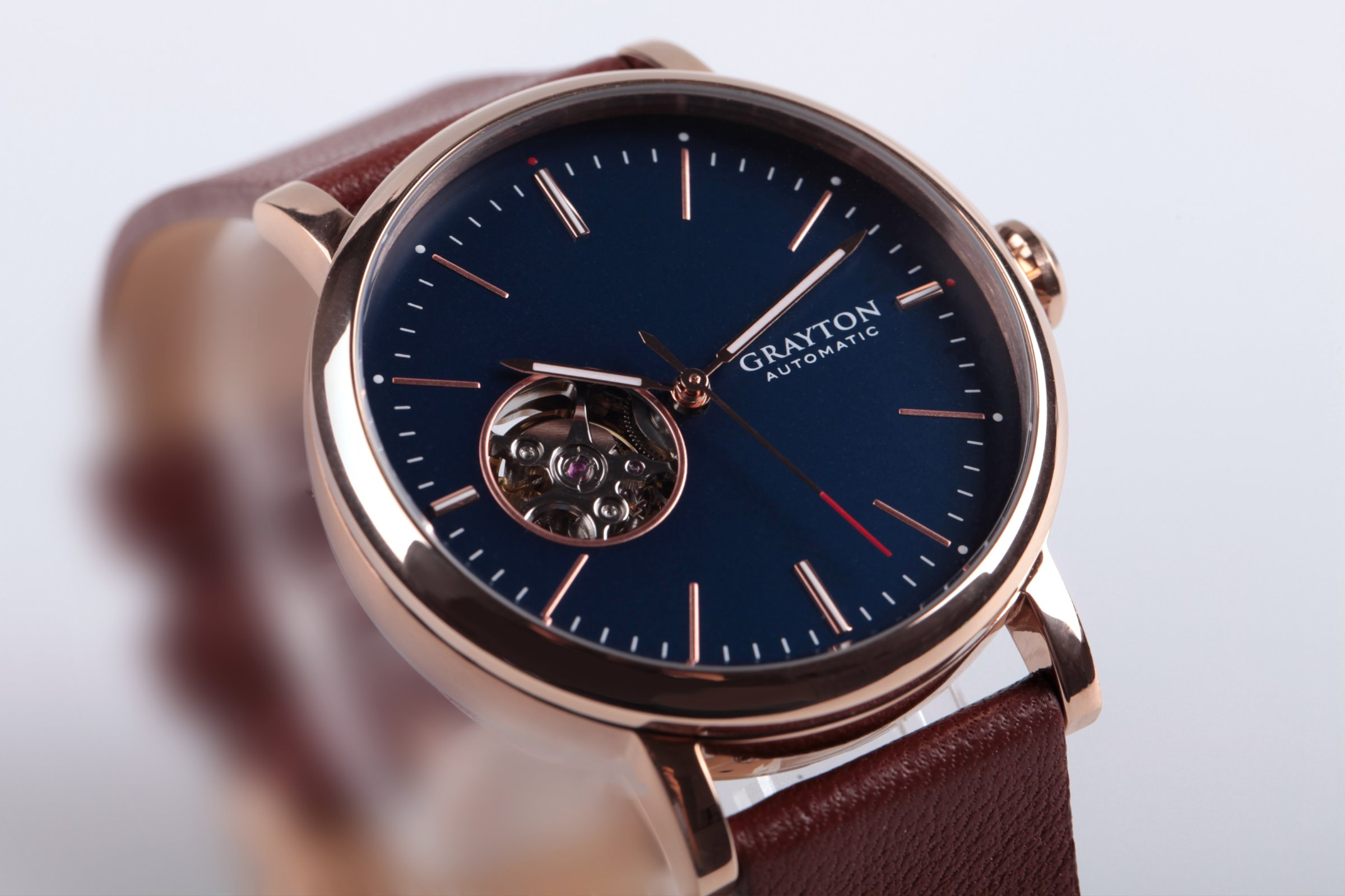 Grayton announces first mechanical watch with smart ...