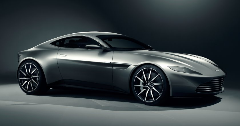 Sam Mendes reveals <i>Spectre</i>, next James Bond film, and Aston Martin DB10