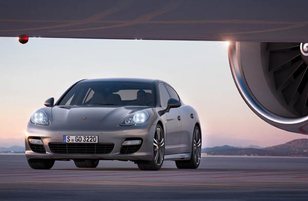 Porsche announces more powerful Panamera Turbo S