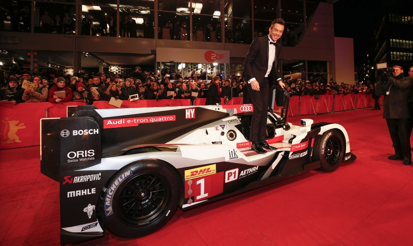 An Audi-spotting night at the Berlinale 2015