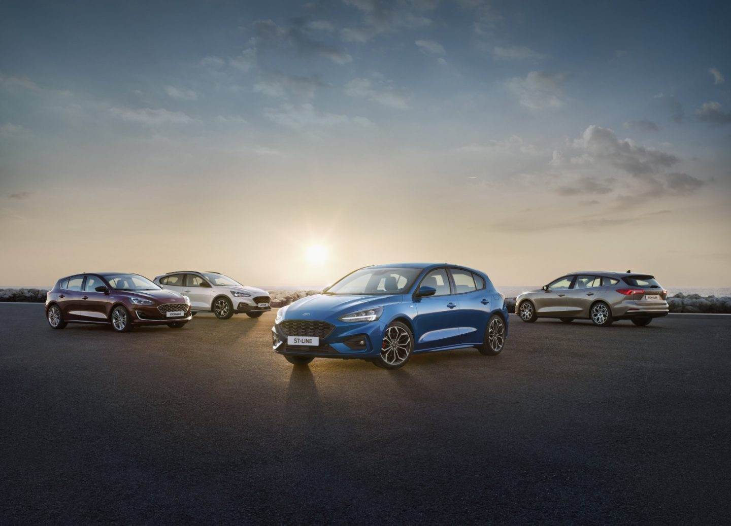 Ford launches more muscular, flowing 2018 Focus, with technological firsts for the segment