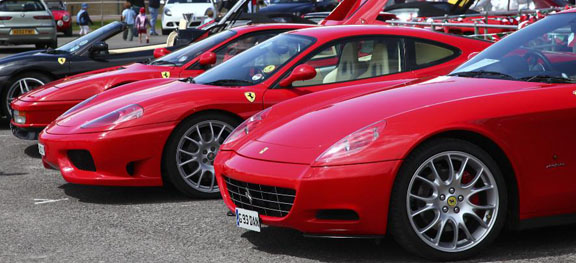 Italian car enthusiasts invited to Beaulieu for second <i>Simply Italian</i>