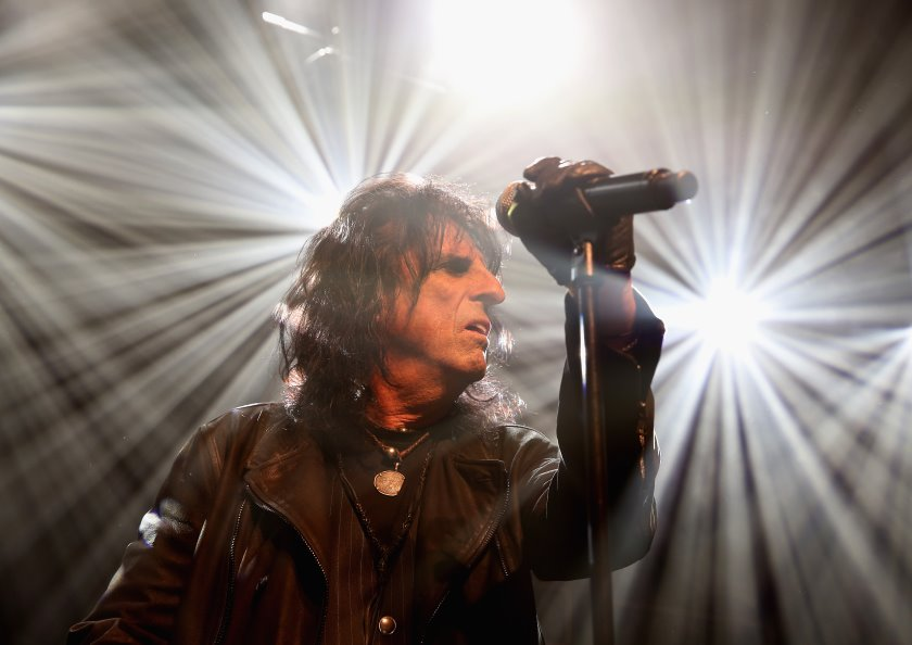 John Varvatos opens in Detroit to an Alice Cooper soundtrack