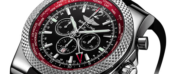 Breitling and Omega release watches to celebrate Bentley and James Bond