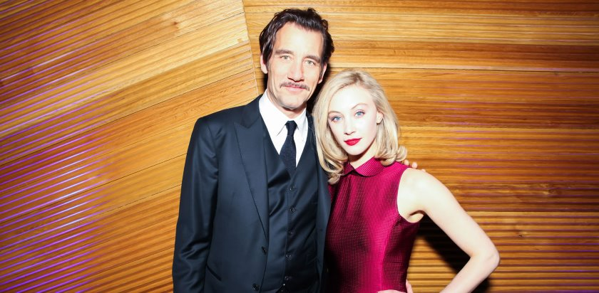 Sarah Gadon, Clive Owen cut the ribbon at Jaeger-LeCoultre's NYC flagship