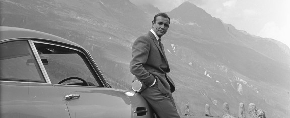 The cars of (the cinematic) James Bond