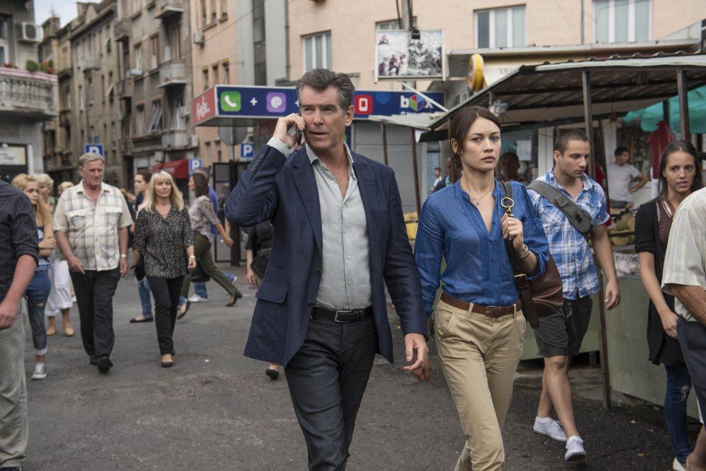Brosnan is back in action: <i>The November Man</i> trailer, images released