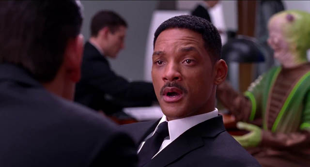 Sony releases official <i>Men in Black 3</i> trailer