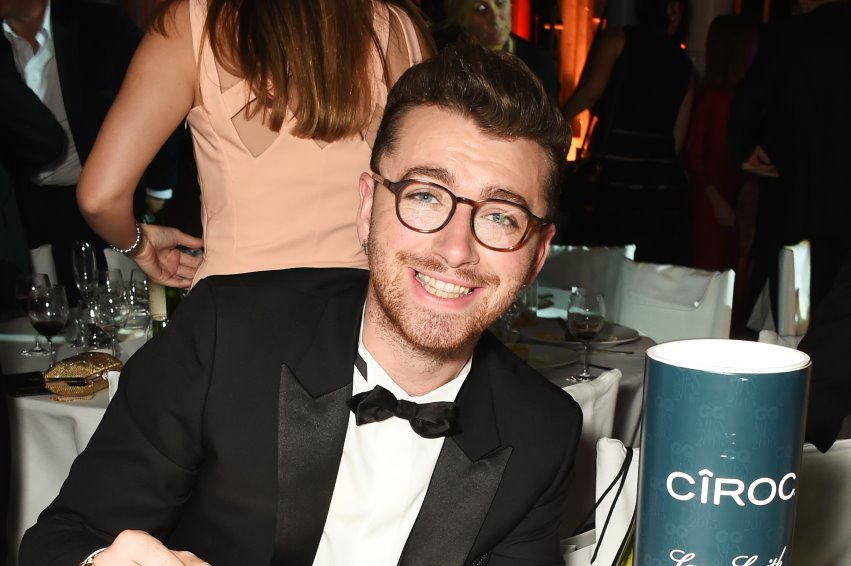 Sam Smith to perform title song 'Writing's on the Wall' for James Bond film, <i>Spectre</i>
