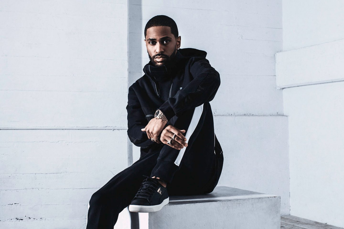 Puma announces Big Sean is new spokesman and design collaborator